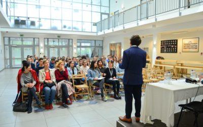 Kiáltójel Diákegyesület tavaszi konferenciája