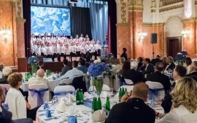 A Sztárai kórusa is fellépett Izrael függetlenségének 70. évfordulója alkalmából rendezett ünnepségen