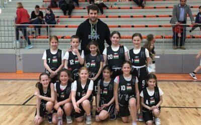 Előkészítős iskolák kosárlabda mérkőzése